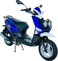 Скутер Racer BWS RC50QT-6X (синий) -
