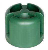 Колпак для вентиляционного выхода Krovent HupCap RAL 6005 (зеленый) -