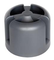 Колпак для вентиляционного выхода Krovent HupCap RAL 7024 (серый) -
