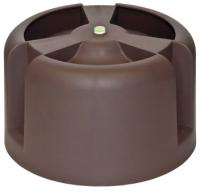 Колпак для вентиляционного выхода Krovent HupCap 270 RAL 8017 (коричневый) -