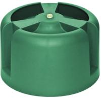 Колпак для вентиляционного выхода Krovent HupCap 270 RAL 6005 (зеленый) -