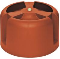 Колпак для вентиляционного выхода Krovent HupCap 270 RR29 (кирпичный) -
