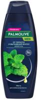 Шампунь для волос Palmolive Men против перхоти и выпадения волос Мята (380мл) -