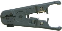 Инструмент для зачистки кабеля Haupa 200068 -