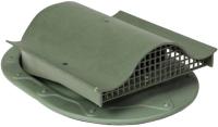 Аэратор точечный Vilpe Classik KTV / 732536 (зеленый) -
