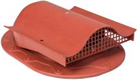 Аэратор точечный Vilpe Classik KTV / 732538 (красный) -