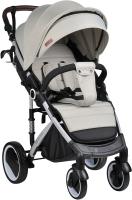 Детская прогулочная коляска Farfello Bino Angel Plus / BP (стальной серый) -