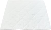 Чехол на подушку Файбертек На молнии 50x70 (белый) -