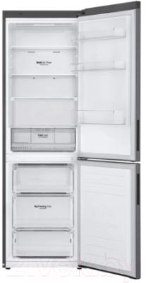 Холодильник с морозильником LG DoorCooling+ GA-B459CLSL