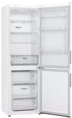 Холодильник с морозильником LG DoorCooling+ GA-B459CQSL