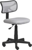 Кресло детское Седия Luna (светло-серый) -