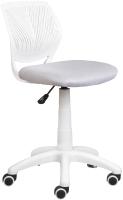 Кресло офисное Седия Pixel (светло-серый) -