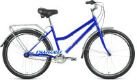 Велосипед Forward Barcelona 26 3.0 2021 / RBKW1C163002 (17, синий/серебристый) -