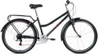 Велосипед Forward Barcelona Air 26 1.0 2021 / RBKW1C367002 (17, серый/розовый) -