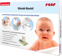 Набор пакетов для накопителя подгузников Reer 9004910 (50шт) -