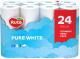 Туалетная бумага Ruta Pure (24рул) -