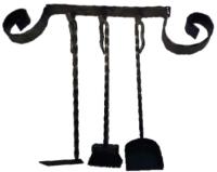 Каминный набор Станкоинструмент №1 (навесной) -