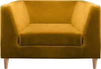 Кресло мягкое Aupi Альфа / 4.2.2 (ткань 1) -