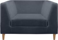 Кресло мягкое Aupi Альфа / 4.2.2 (ткань 4) -