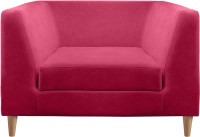 Кресло мягкое Aupi Альфа / 4.2.2 (ткань 5) -