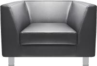 Кресло мягкое Aupi Альфа / 4.2.2 (кожзам 1) -