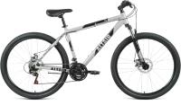 Велосипед Forward AL 27.5 D 2021 / RBKT1M37G009 (17, серый/черный) -
