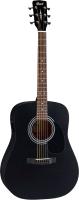 Акустическая гитара Cort AD810 E-BKS -