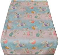 Дорожка на стол Listelle Розово-лазурный 34103 -