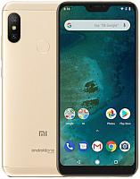 Смартфон Xiaomi Mi A2 Lite 3GB/32GB (золото) -