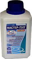 Средство для комплексной обработки воды Маркопул Кемиклс Мастер-Пул 4 в 1 в флаконе (0.5л) -