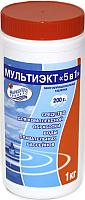 Средство для комплексной обработки воды Маркопул Кемиклс Мультиэкт 5 в 1 таблетки (1кг) -