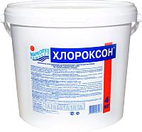 Средство для комплексной обработки воды Маркопул Кемиклс Хлороксон в ведре (4кг) -