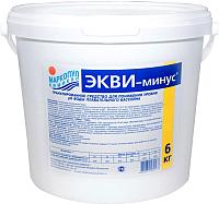 Средство для регулировки pH Маркопул Кемиклс ЭКВИ-минус в ведре (6кг) -
