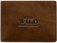 Портмоне Cedar Always Wild N951-MVT-MVT (коричневый) -