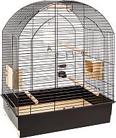 Клетка для птиц Ferplast Greta / 55008817 (черный) -