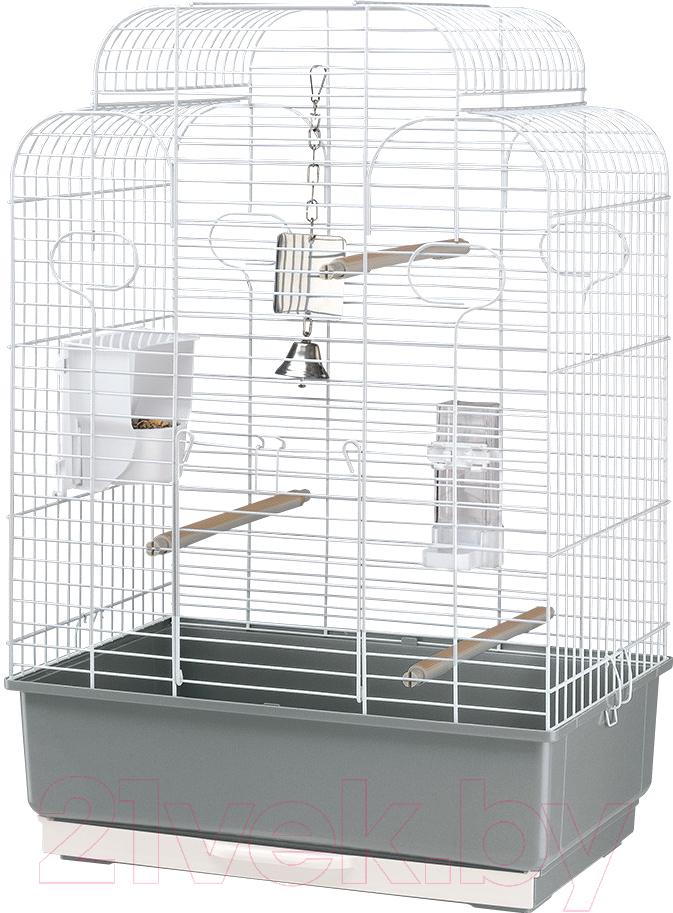 Купить Клетка для птиц Ferplast, Gala / 54010817W1, Италия, белый
