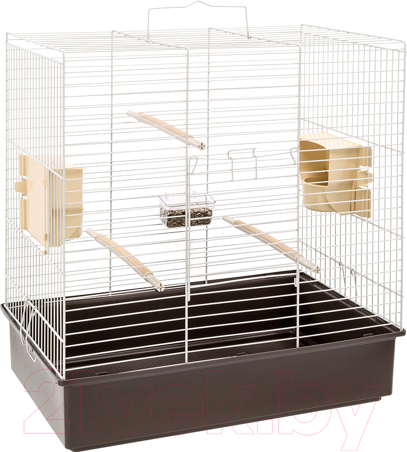 Купить Клетка для птиц Ferplast, Sonia / 54015301W1, Италия, белый