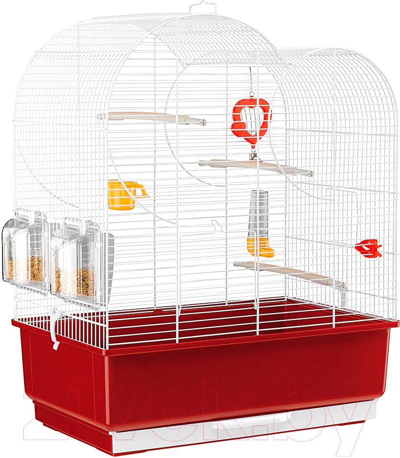 Купить Клетка для птиц Ferplast, Eva / 52038811, Италия, белый