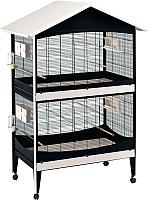 Клетка для птиц Ferplast Duetto / 56132514 -