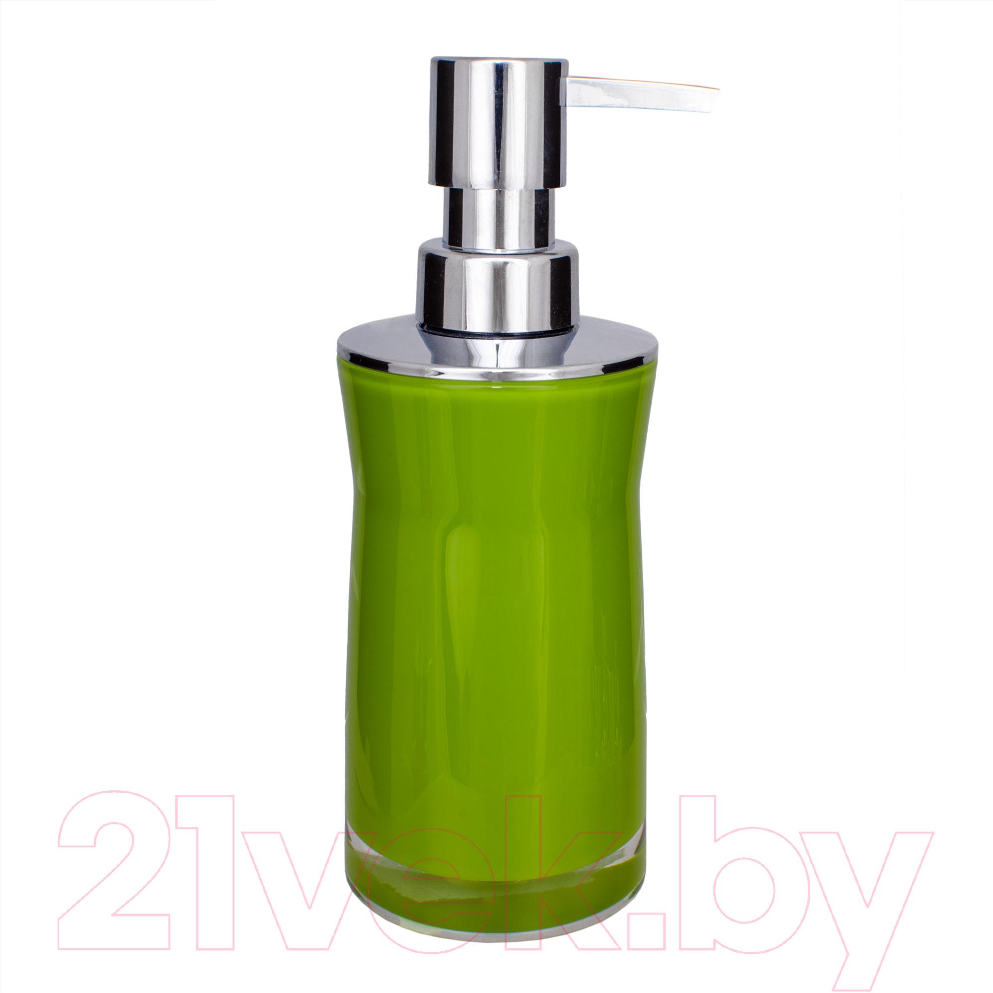 Купить Дозатор жидкого мыла Ridder, Disco 2103505, Китай, акрил, Disco (Ridder)