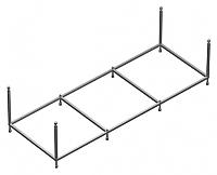 Монтажный набор Roca Easy 170x70 / ZRU9302907 -