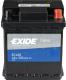 Автомобильный аккумулятор Exide Classic EC400 (40 А/ч) -
