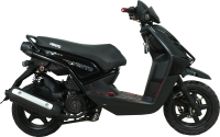Скутер Vento Smart (черный) -