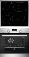 Комплект встраиваемой техники Electrolux OPEA4300X + CME6436KX -