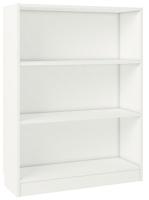 Стеллаж Polini Kids Home Smart Вертикальный 3 секции / 0002289.9 (белый) -
