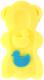 Матрасик для купания Bambola Maxi / 4845 (желтый) -
