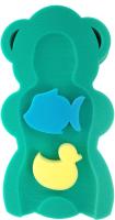 Матрасик для купания Bambola Maxi / 4821 (зеленый) -