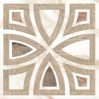 Плитка ProGres Палацио Деко NR0351 (600x600, бежевый) -