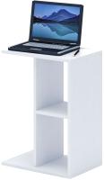 Приставной столик MFMaster Арто-27 / МСТ-СЖА-27-БТ-02 (белый) -