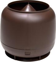 Колпак для вентиляционного выхода Vilpe 160мм RR32 / 731834 (коричневый) -